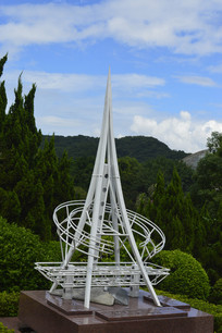 云台花园城市礼物欧洲亚洲雕塑