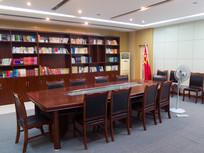 党校会议室内景