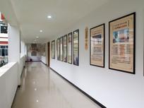 党校廉政文化走廊