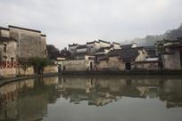 宏村古民居