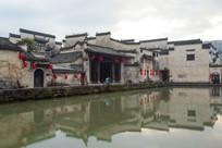 徽派传统建筑