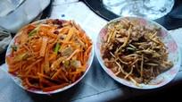 两碗家常菜