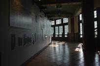 中山纪念堂室内展示墙