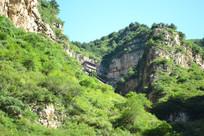 山上的白人岩寺