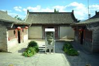 杨家祠庭院