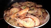 一碗美味蒸虾