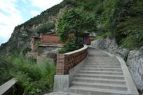 赵杲观的台阶