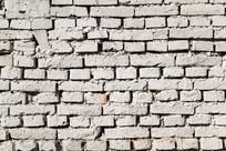 白色砖墙背景素材