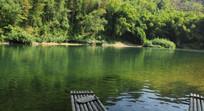 河边的风景