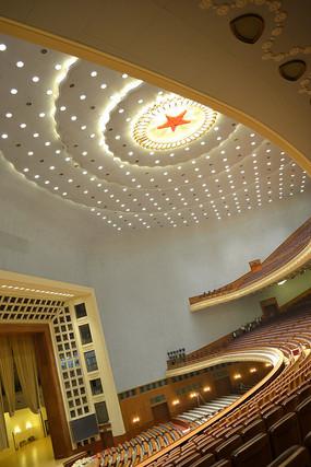 人民大会堂灯