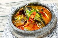 石锅昂刺鱼
