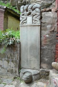 赵杲观古代石碑