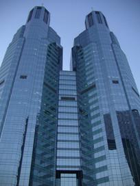 北京CBD建筑