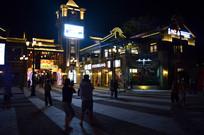 时光贵州景区的游客