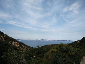 海边风景照