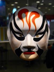 京剧人物脸谱