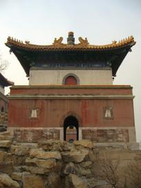 北京颐和园建筑