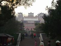 北京颐和园景区