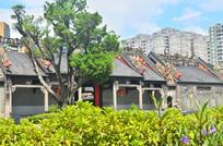 陈氏书院古建筑图片