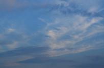 蓝天白云风景图片
