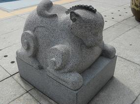 马-生肖动物雕塑