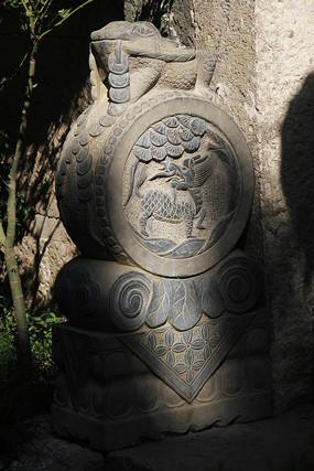 湘湖石雕艺术