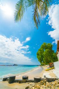 巴厘岛海边