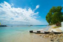 巴厘岛海滩