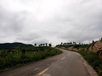 贵州乡村道路