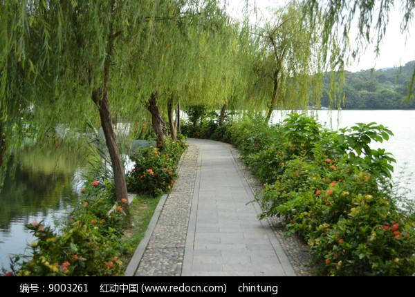 惠州西湖北门小堤图片