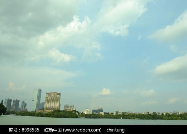 惠州西湖看惠州城市图片