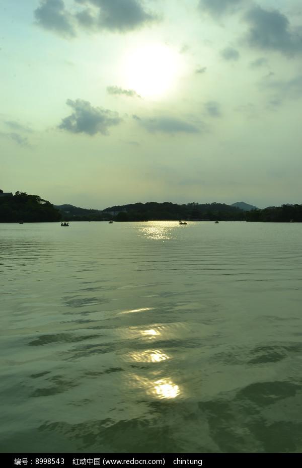 惠州西湖美丽风光图片