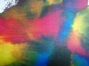 宣纸上的艺术色彩