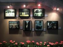 中山纪念堂事件纪实画面展墙