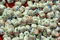 祝福语陶瓷挂件