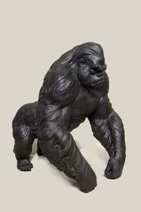 雕塑金刚猩猩