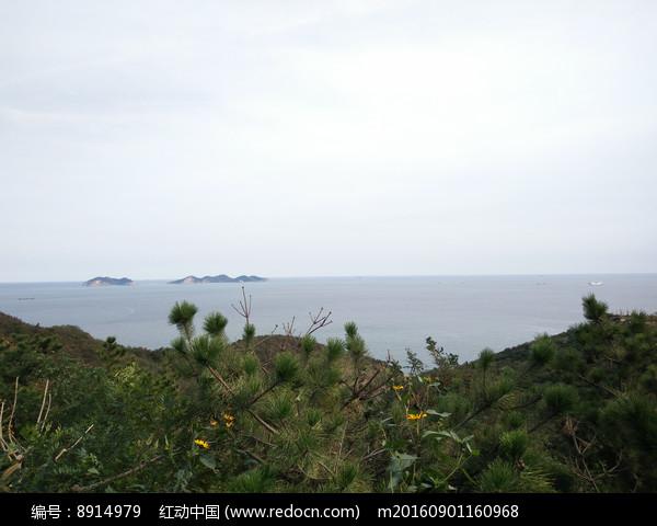 海边风景照图片