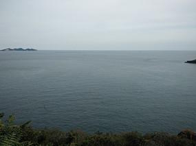 海上美丽风景照