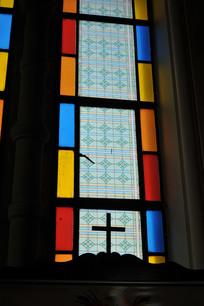 上海佘山天主教堂十字架