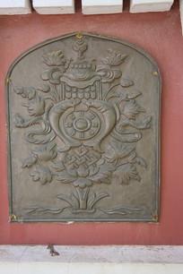 铜雕欧式壁挂