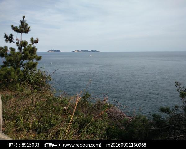 优美海边风景照图片