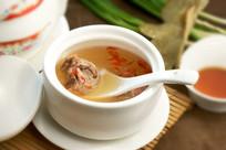 红花牛骨汤