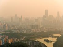 惠城区城市天际线
