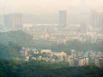 惠州江南片区的建筑