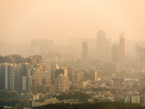 惠州市城市天际线