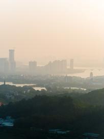 早晨的惠州风光
