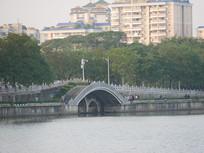 惠州南湖路的桥