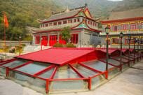 圣水寺建筑图片