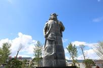 神农广场雕塑