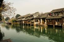 江南水乡古镇建筑